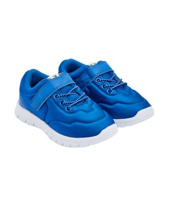 Mothercare Bright Blue Trainers