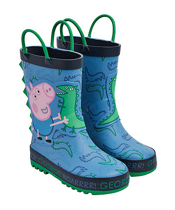 George Pig Wellies