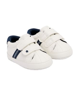 Mothercare White Star Trainers