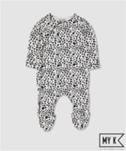 Mothercare My K Leopard Print All In One