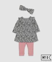 Mothercare My K Dress, Leggings And Headband Set