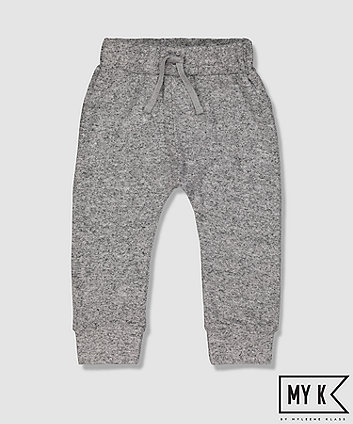 Mothercare My K Brushed Grey Joggers