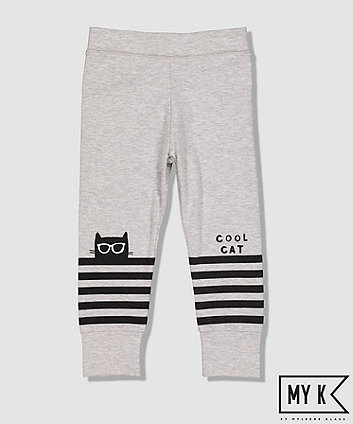 Mothercare My K Cool Cat Leggings