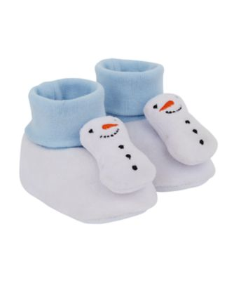 Mothercare Festive Snowman Sock Top Baggies