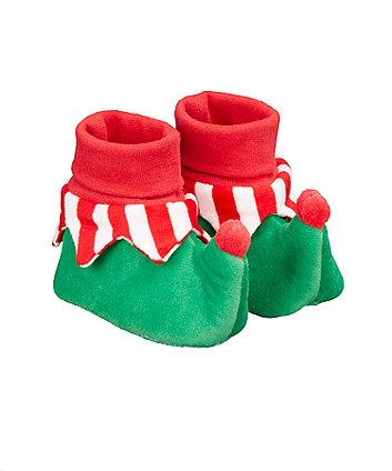 Elf Sock Top Baggies