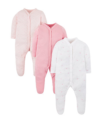 Nice Baby Girls Little Bundle Pink Fleece Dress....up To 11lbs Clothing, Shoes & Accessories 5kg