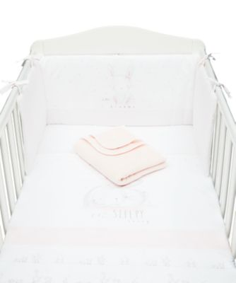 Mothercare My First Bed in a Bag - Pink 4pc