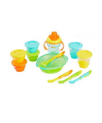 Mothercare First Stage Weaning Kit