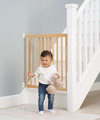 Mothercare Wooden Extending Gate