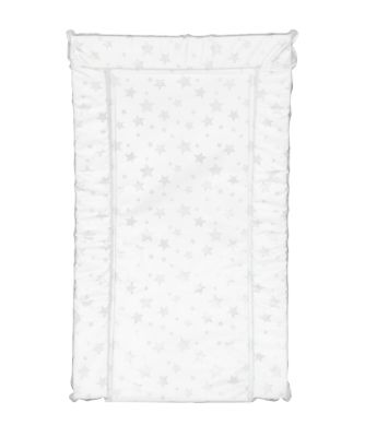 Mothercare Changing Mat- Grey Stars