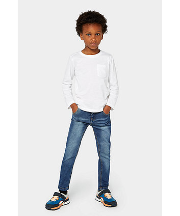 Mothercare Mid-Wash Jeans