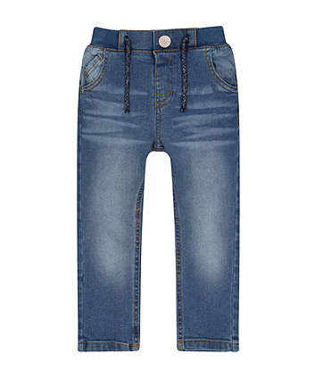 Mothercare Mid-Wash Denim Jeans