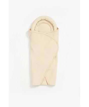 Mothercare Snuggle Pod - Cream