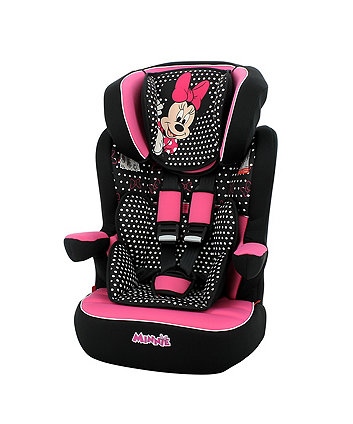 Highback Booster Baby Car Seats 123 with Harness | Mothercare
