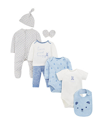 Mothercare My First Eight-Piece Set
