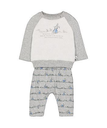 Mothercare Peter Rabbit Top And Leggings Set