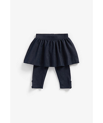 Mothercare Denim-Look Skeggings