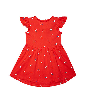 Red Cherry Dress