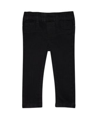 Mothercare Denim Black Denim-Look Jeggings
