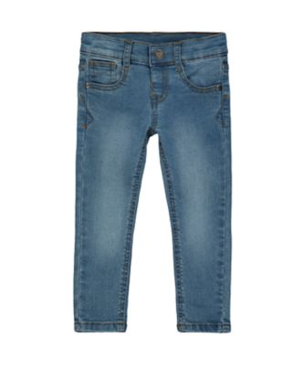 Mothercare Denim Mid-Wash Skinny Jeans