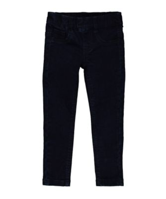 Mothercare Dark Wash Denim-Look Jeggings