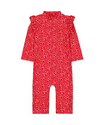 Mothercare Red Heart Sunsafe