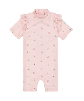 Mothercare Pink Ditsy Floral Sunsafe