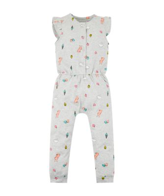 Mothercare MC61 Ice Cream And Cupcakes Jumpsuit