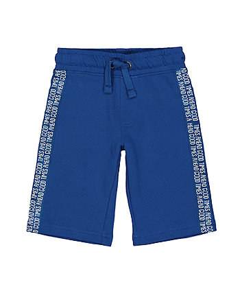 Mothercare Blue Good Time Joggers