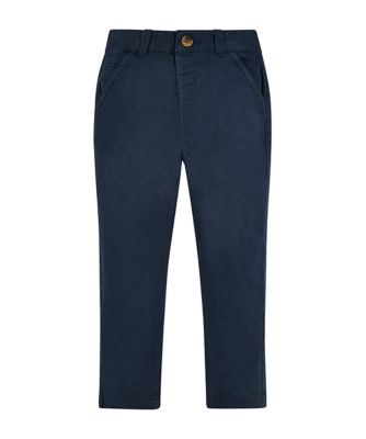 Mothercare MC61 Navy Chino Trousers