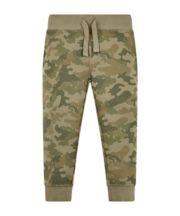 Mothercare Khaki Camouflage Joggers