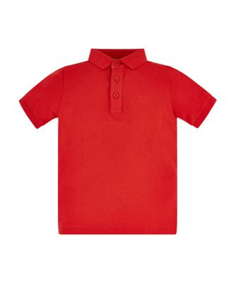 Mothercare MC61 Red Polo Shirt