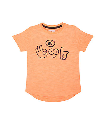 Mothercare Neon Be Cool T-Shirt