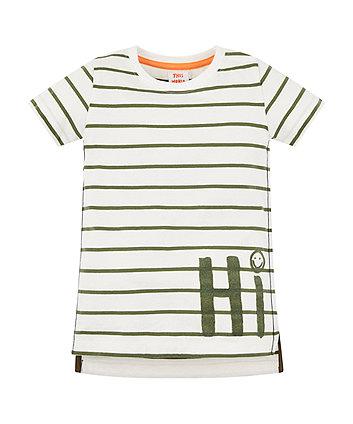 Mothercare Hi-Bye T-Shirt