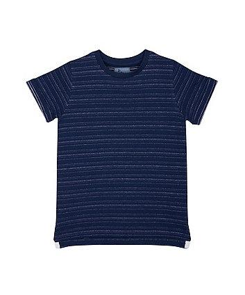 Mothercare Blue T-Shirt