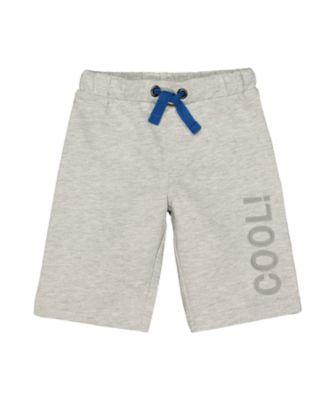 Mothercare Universal Navy Cool Grey Shorts