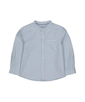 Mothercare Striped Grandad Shirt