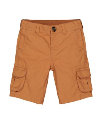 Mothercare Stay Wild Tan Cargo Shorts