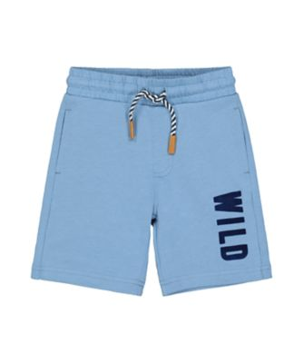 Mothercare Stay Wild Blue Wild Shorts
