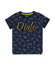 Mothercare Dude Pineapple T-Shirt