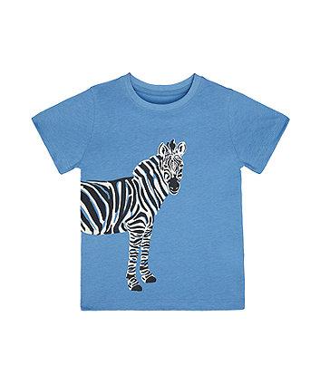 Mothercare Zebra T-Shirt