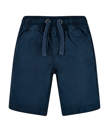 Mothercare Navy Shorts