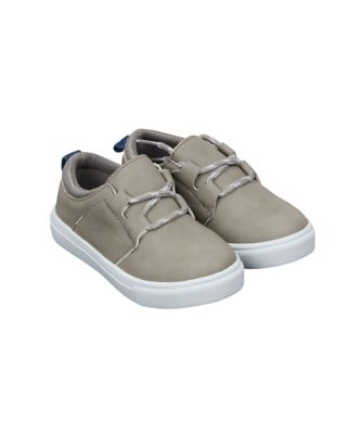 Mothercare Grey Lace-Up Shoes