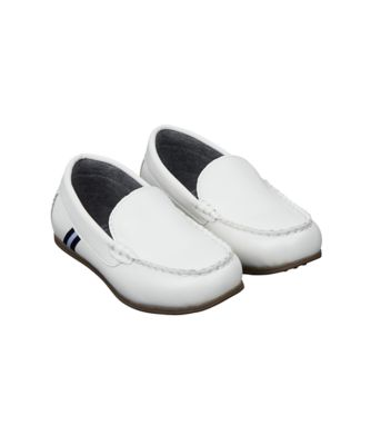 Mothercare White Loafers