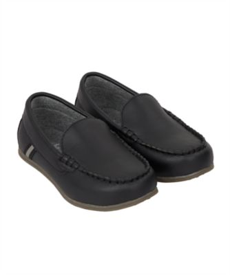 Mothercare Black Loafers