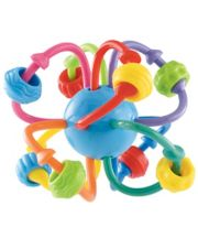 Early Learning Centre Baby Safari Bend And Shake Teether