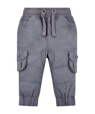 Mothercare Good Vibes Grey Jogger Trousers