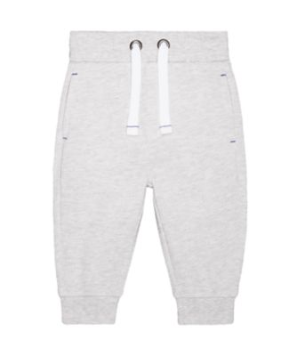 Mothercare Universal Nvy Grey Stripe Joggers