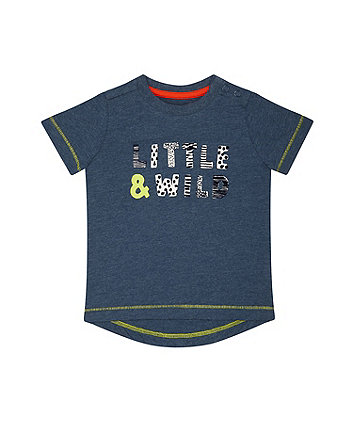 Little And Wild T-Shirt