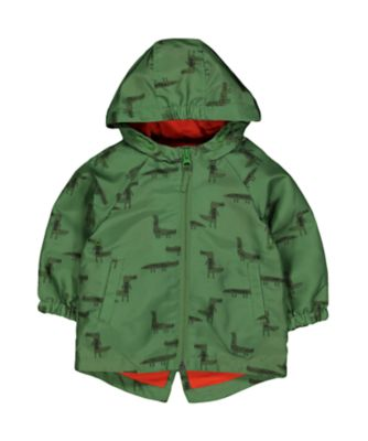 Mothercare Green Croccodile Mac